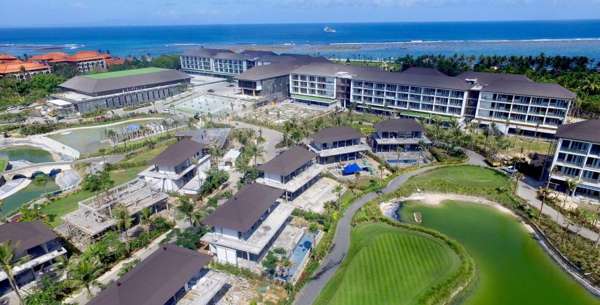 Pt Tatamulia Nusantara Indah Shangri La Hotel Amp Spa